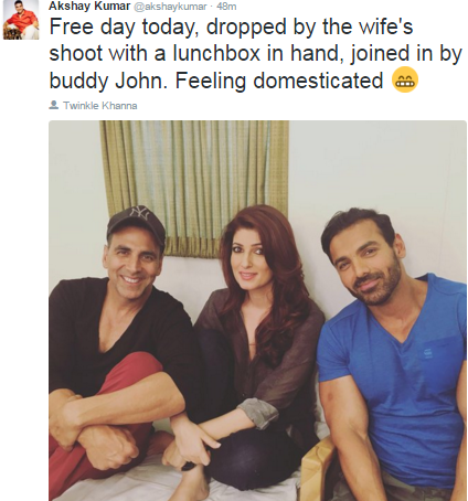 Akshay Kumar, twinkle Khanna, Marriage, Love, John Abraham