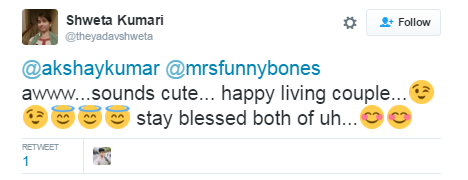 Akshay Kumar Twinkle Khanna love