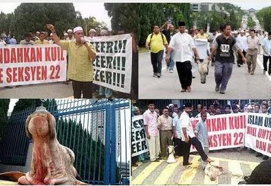 मलेशिया उत्पीड़ित हिंदू समुदाय भारत हिंदू संगठन