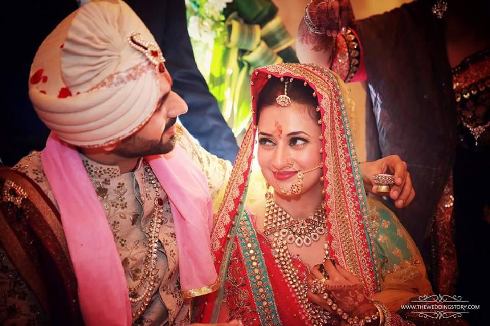 Divyanka Tripathi, Vivek Dahiya, wedding