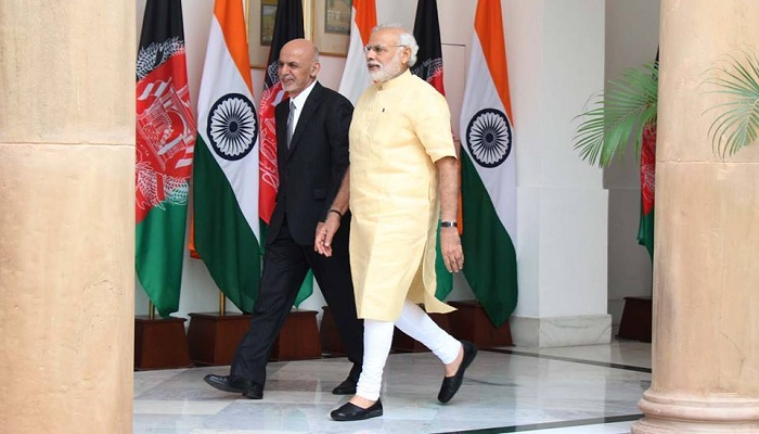 India and Afghanistan relations are based more on human rights