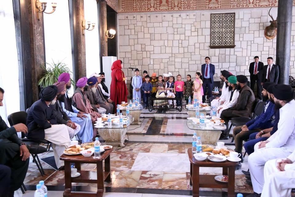 Afghanistan, Eid, Hindus, Sikhs, Taliban, Ashraf Ghani, Pakistan, India, Narendra Modi