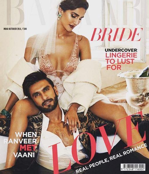 Vaani Kapoor, Ranveer Singh, sexy, bikini, bra, Befikre, Aditya Chopra, Yash Raj, breasts, boob, cleavage
