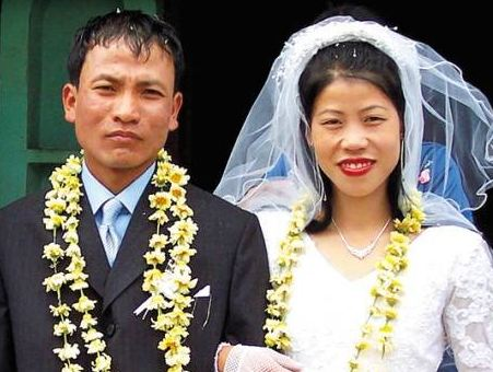 Wedding day, K Onler Kom, Mary Kom, family, husband, boxer, India, sons, sexual assault, open letter, Khupneivar Kom, Prince Chungthanglen Kom, Rechungvar Kom