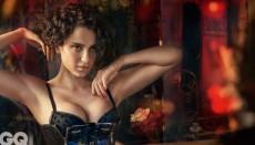 Kangana Ranaut, Bikini, Queen, Tanu Weds Manu: Returns, Katti Batti, Gangster, movies, songs, hot, sexy, nude, topless, porn, video, Mahesh Bhatt, cleavage, boobs, GQ