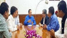 Prime Minister's Office, Personnel, Public Grievances & Pensions, Atomic Energy and Space, Dr. Jitendra Singh , Chakma, India, Indian citizenship, Bangladesh, Buddhists, Hindus